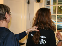 Rowenta Glamourday (Rowenta Styling) Tags: iris look hair model rob workshop elite hairdresser styling kapsel rowenta haar fhn fohn peetoom stylingworkshop instructieavond glamourday