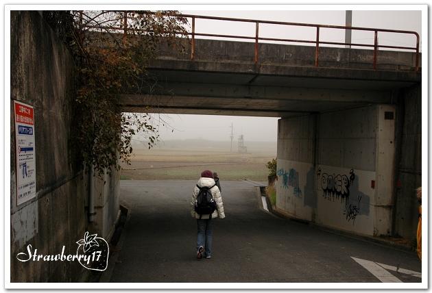 20071124 往嵐山的路上