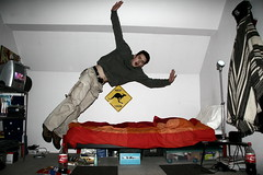 Freefall (kees straver (will be back online soon friends)) Tags: holland netherlands jump jumping bed nederland kees freefall vrijeval anawesomeshot keesstraver tropicalblizzard