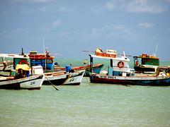 Boats (carol linden) Tags: sea praia natal boats mar barcos plage