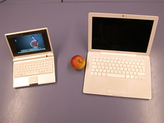 Asus eeePC vs. MacBook 13''