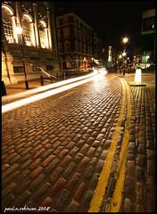 Cobblestone Phasers (paul.n.robinson [a flamin' kiwi]) Tags: longexposure england london canon cobblestones 1022