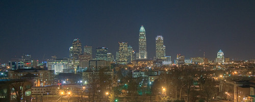 Charlotte, The Queen City - flickr/Kenyaboy7
