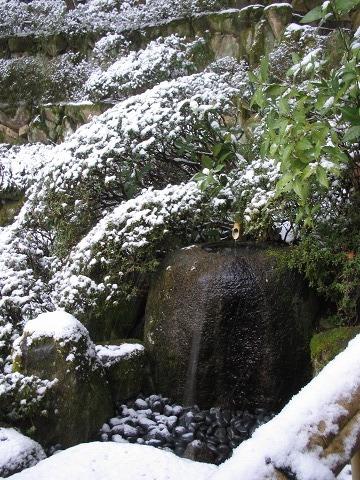 当麻寺(雪景色)-06