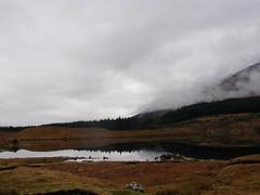 Connemara (Reagan's Travels) Tags: ireland winter lake mountains reflection nature clouds rural peat connemara rugged