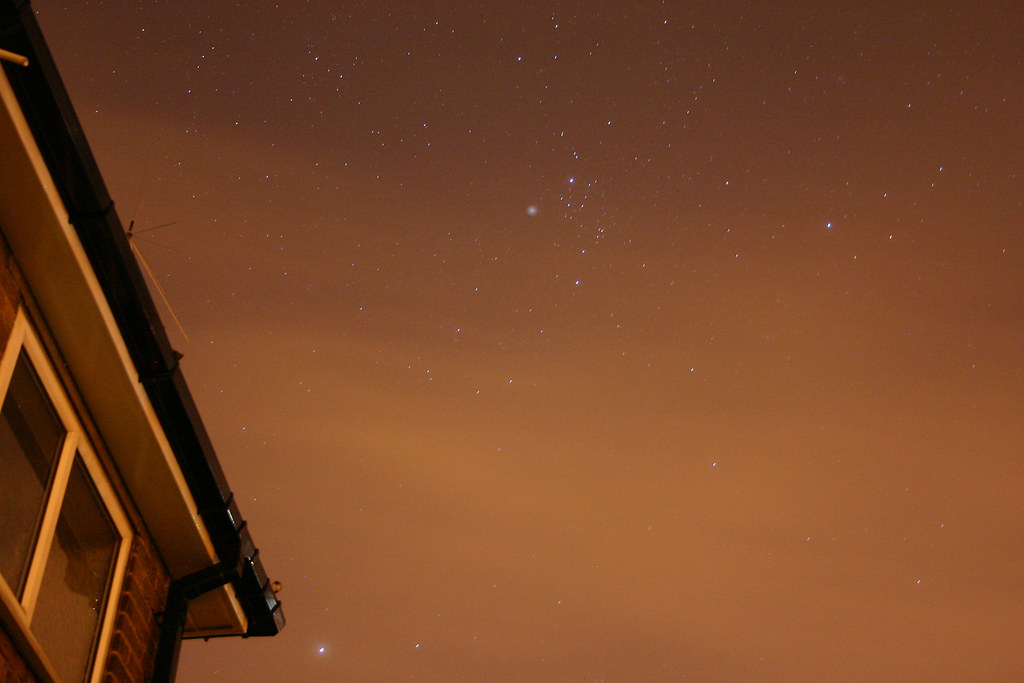 Comet 17P Holmes
