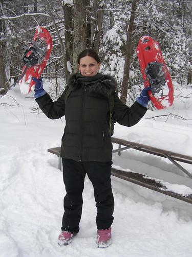 La Pauline = Snow Shoe Queen
