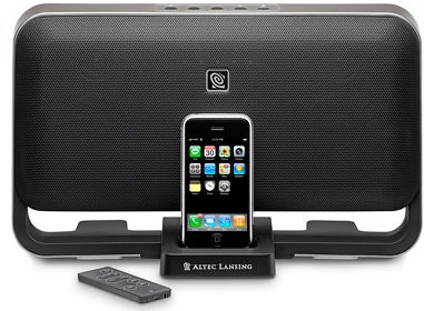 Altec Lansing > DOCKING AUDIO > For iPod > T612