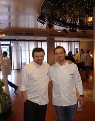 Mario Ragona e Stefano Laghi