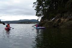 DSC01061 (spuzzum42) Tags: kayak victoria kayaking brentwoodbay todinlet
