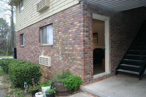 Als Apartment entry