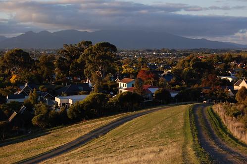 Nový Zéland - Blenheim