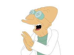 Profesor Farnsworth Futurama