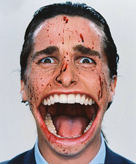 American Psycho (Sebastian Niedlich (Grabthar)) Tags: celebrity monster photoshop manipulated movie photoshopped manipulation freak actor mutant manip celeb photoshopping christianbale americanpsycho grabthar sebastianniedlich totalphotoshop