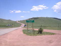 Cripple Creek City Limits