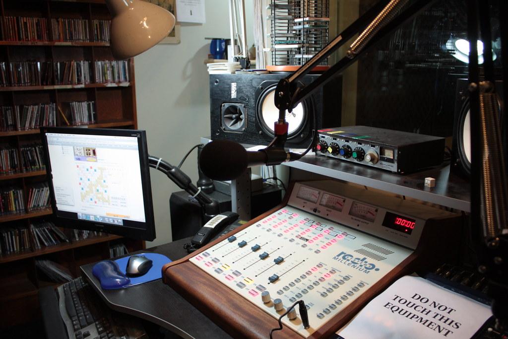 Auxiliary studio