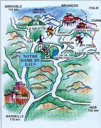 Notre Dame du Laus 2489894645_13985d4f1e