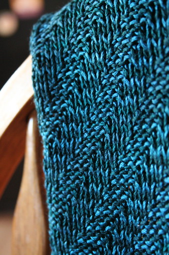 eye catching stitch pattern