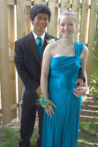 Veronica and J - Prom Night