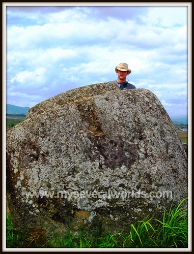 Plain of Jars and Johns