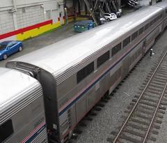 Amtrak 31010 (zargoman) Tags: amtrak train passenger car transportation travel superliner bombardier bilevel doubledeck