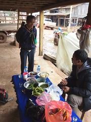 Lunch wiht the Village chief (jumbokedama) Tags: phongsali teacigars teaplantations laolao laowhisky laowhiskey laofood