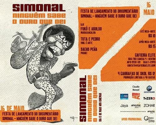Festa Simonal no Rio