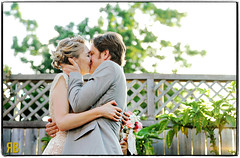 A New New Life (Ryan Brenizer) Tags: wedding love groom bride nikon kiss eva neworleans noflash lane backlit nola thekiss renewal 70200mmf28g d700 rosysjazzhouse