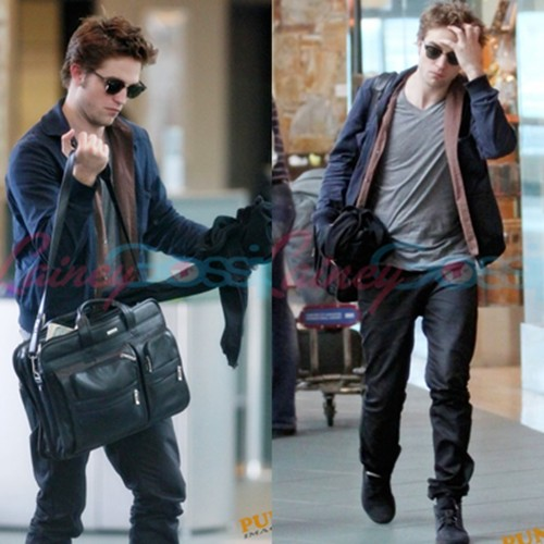 Robert leaves Vancouver by editha.VAMPIRE GIRL<333