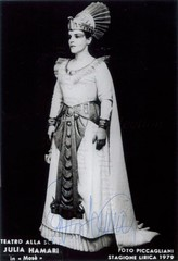 La Scala ~ 1979. (painting in light) Tags: 1969 la photo opera hungary julia 1966 scala 1942 1979 egitto soprano lascala rossini mos amenofi hamari mosinegitto piccagliani juliahamari