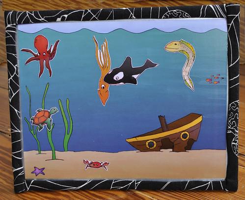underwater page