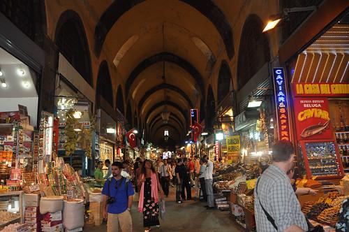Mercado de las Especias - Estambul