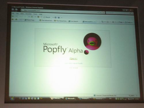 Microsoft Popfly