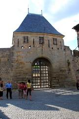 FRANCIA-07 (11435) (masaimanta) Tags: france castle medieval aude francia carcassonne castillo nikond40x languedocroselln paisctaro