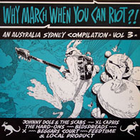 various artists - why march when you can riot