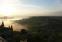 San Gimignano - Tuscany - Italy (hjfklein) Tags: trees sunrise landscape klein flickrsbest anawesomeshot ultimateshot diamondclassphotographer flickrdiamond superhearts jalalspagesmasterpiecealbum hjfklein
