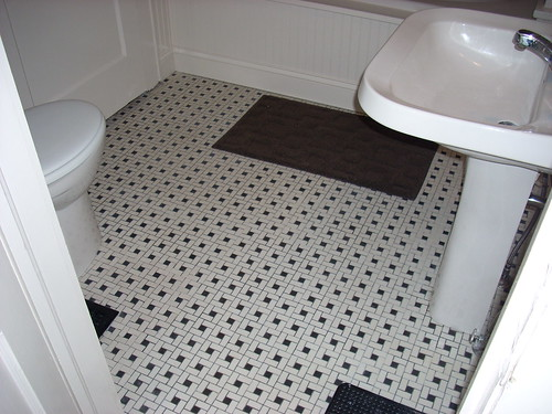 OHW View topic Restoring old floor tile