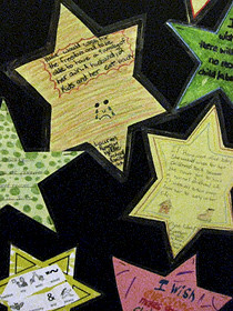 Students' Stars of Hope.