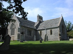 Tyneham Church, Dorset