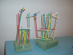 Our straw sculptures