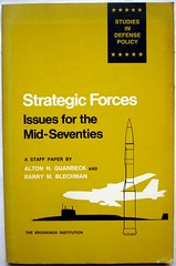Strategic Forces: Issues for the Mid-Seventies, 1973
