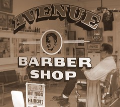 avenue barber (joshhikes) Tags: november wallpaper shop austin big suburban  suburbia lifestyle poetic barber suburb wallpapers avenue sublime haircuts soco direct 2007 austinite imagist suburbanite suburbanality joshhikes imgp00971