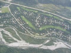 Golf course in Bragg Creek (njanzen1) Tags: albertacanada flyingincessna150tobraggcreek