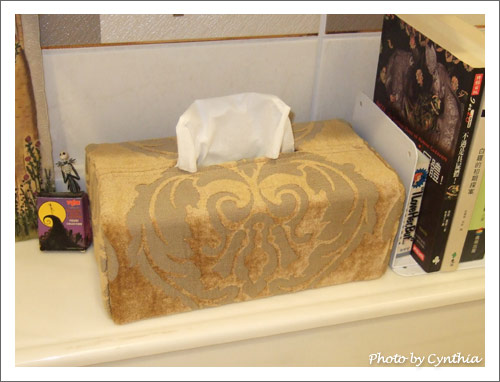客浴的衛生紙套