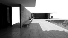human scale (atelier_db) Tags: barcelona leica architecture more mies less germanpavilion geu