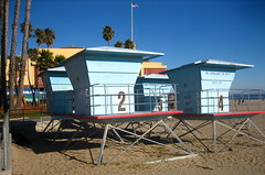 Santa Cruz Lifeguard Stands (8028)