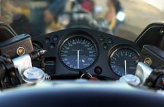 XX Dash (Alexandre Daher) Tags: honda xx super dashboard blackbird velocimetro painel 1100 cbr ponteiros