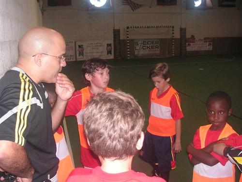 funciones y posiciones de los jugadores ofensiva del microfutbol