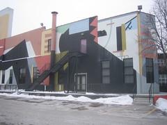 Valspar Mural