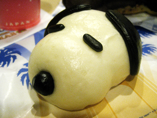 Snoopy Manju 3